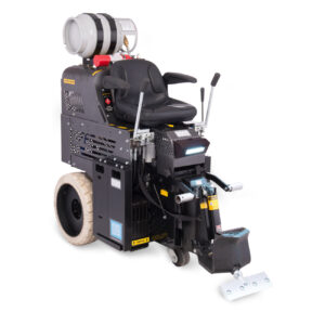 décolleuse de sol propane national flooring equipment 8000